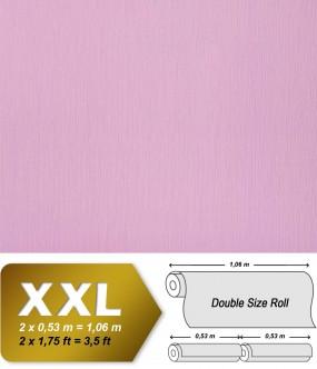 Plain wallpaper non-woven embossed texture EDEM 901-14 fabric textile look light violet rose | 10,65 sqm (114 sq ft) XXL