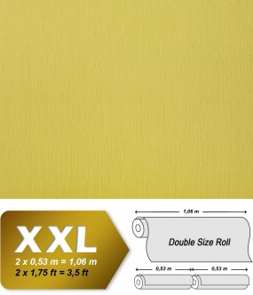 Plain wallpaper non-woven embossed texture EDEM 901-16 fabric textile look pastel green olilve | 10,65 sqm (114 sq ft)