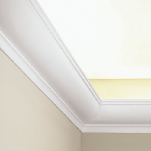Cornice Moulding Indirect lighting Ceiling coving decoration 2 m Orac ...